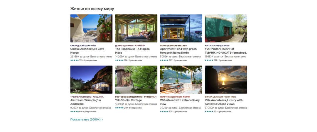 промокод airbnb - залог приятной цены на жилье